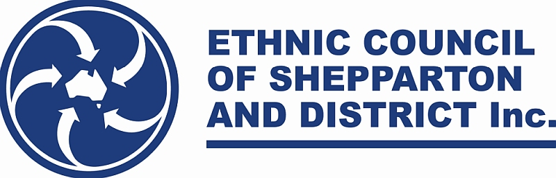 Ethnic Council of Shepparton and District Logo