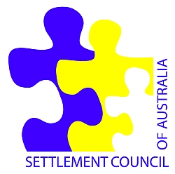Settlement Council of Australia logo