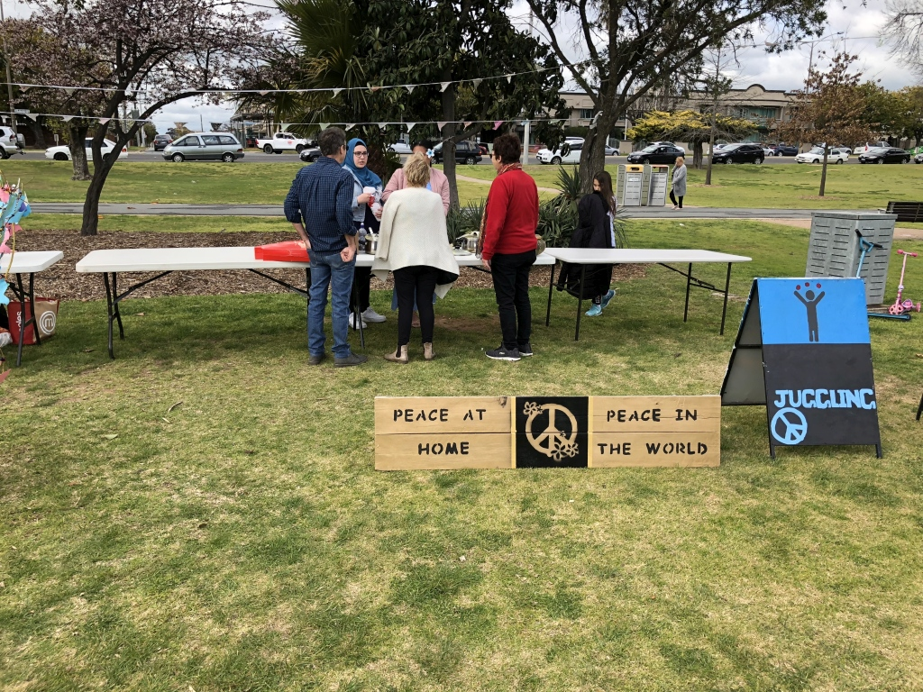 Picnic for Peace Shepparton