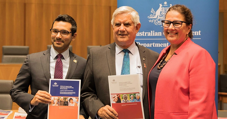 Launch of Aged Care Action Plans for CALD and Diversity Consumers