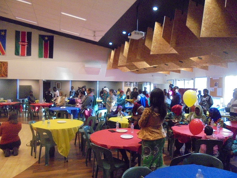 Celebration of DR Congo Independence Day, Shepparton