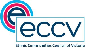 Ethnic Communities Council of Victoria logo