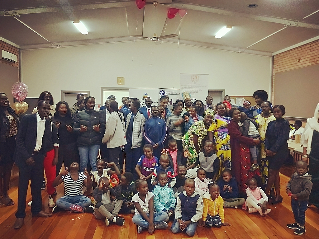 Goulburn Valley South Sudanese Community Association celebrates Mothers Day