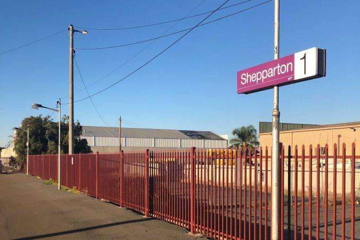 Shepparton station