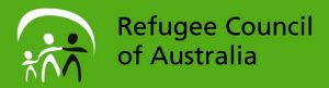 Refugee Council of Australia green logo