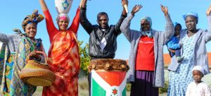 Africans in Shepparton celebrating culture