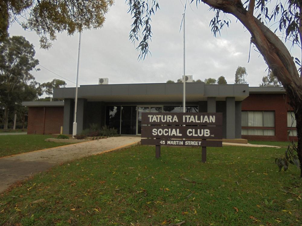 Tatura Italian Social Club