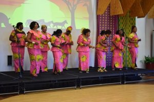 Upendo Group Choir from Albury-Wodonga