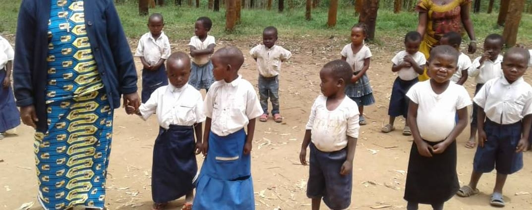 Children in DR Congo - who are voiceless