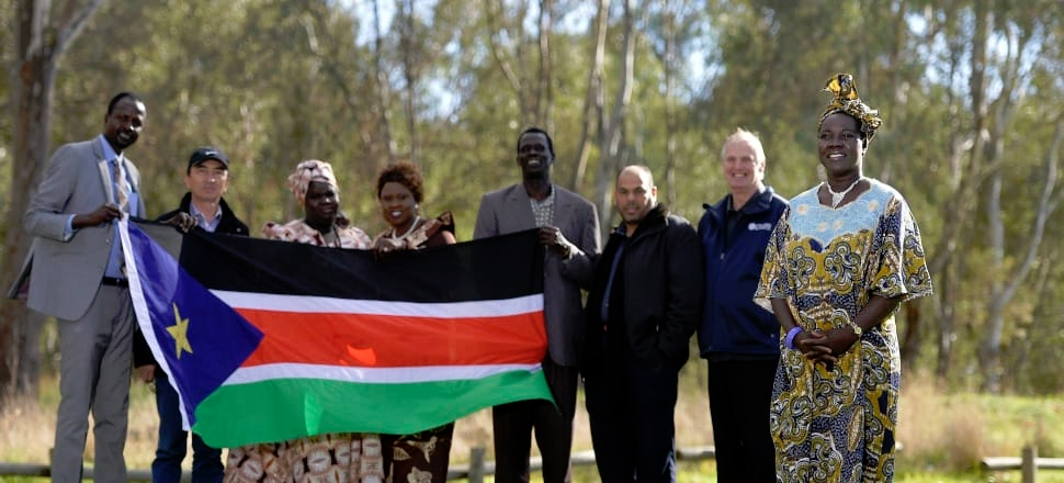 South Sudan Independence Celebration Shepparton