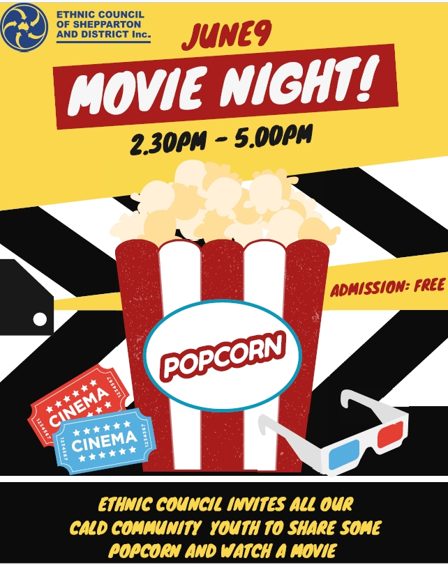Poster for Movie Night