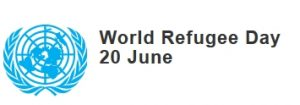 UN World Refugee Day Logo