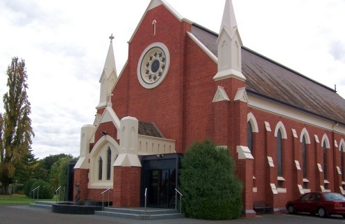 St Brendan's Church, Shepparton