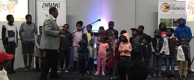 Zimbabwean Children's Choir, Shepparton