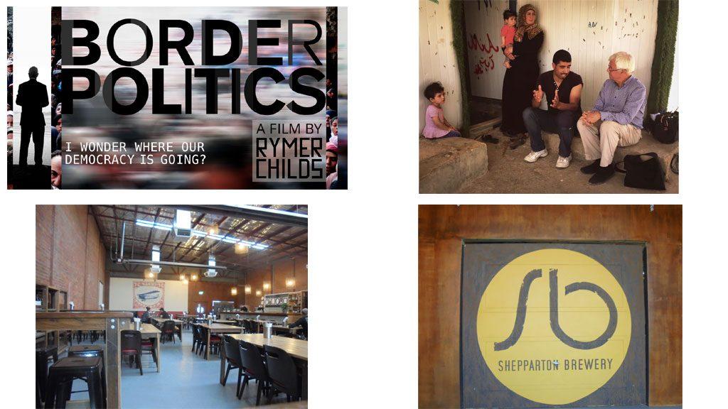 Medley of Border Politics film and screening location