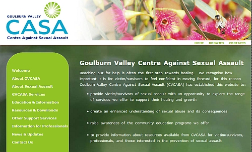 Goulburn Valley Centre Against Sexual Assault