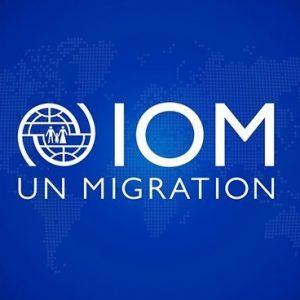 IOM Logo - UN Migration