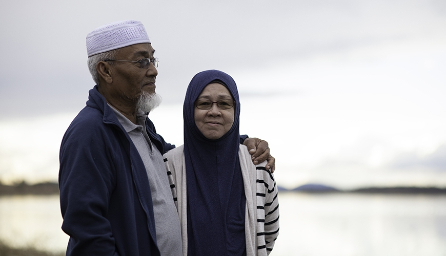 Sharing Muslim stories
