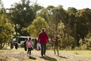 Community Hub visit to Strathbogie