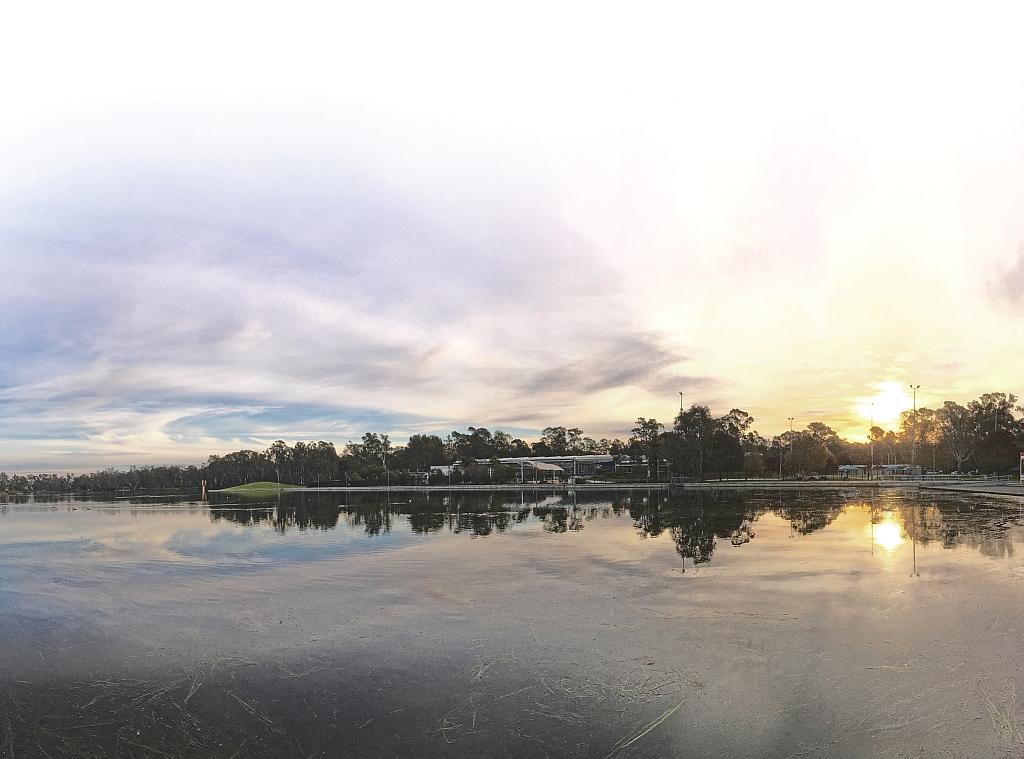 Victoria Park Lake, Shepparton