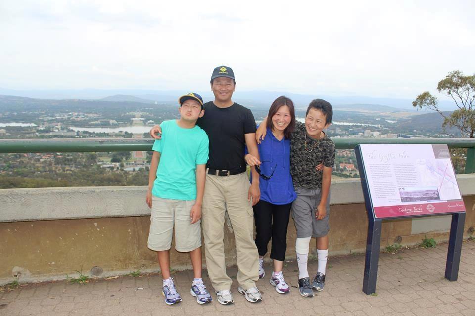 Wangchuk family