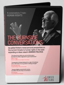 DVD Cover The Burnside Conversations