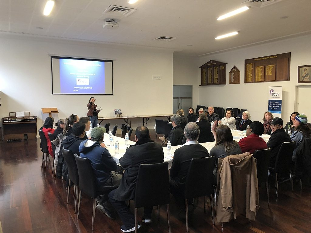 NDIS session conducted in Shepparton