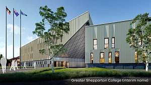Greater Shepparton College design