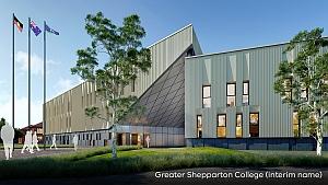 Greater Shepparton College design