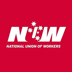 National Union of Workers Logo