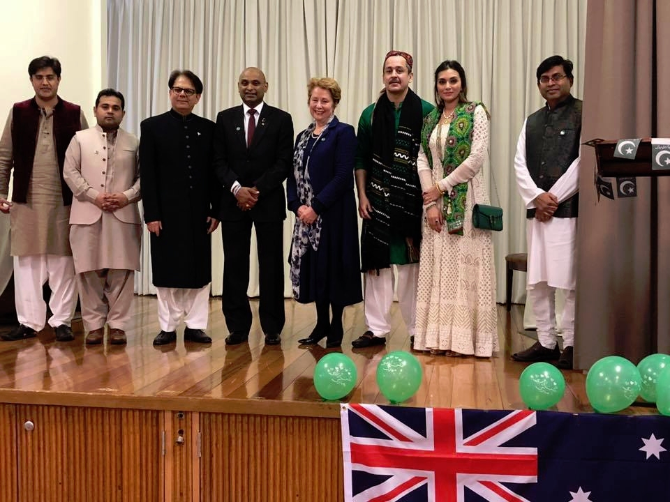 Pakistan Community celebration in Shepparton