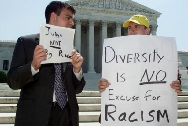 Diversity not racism