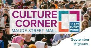 Culture Corner - Afghan Community