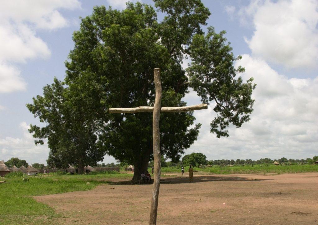 South Sudan Cross