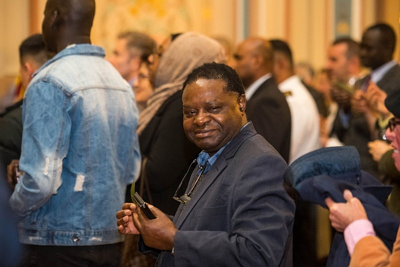 Dr Apollo Nsubuga-Kyobe