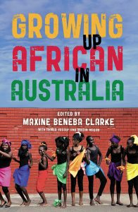 Book Cover - Growing up African in Australia