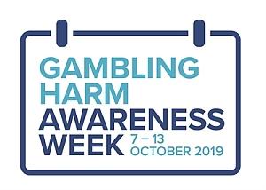 Gambling Harm Awareness Week Logo