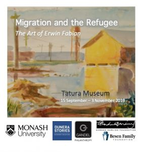 Migration and the Refugee - The Art of Erwin Fabian