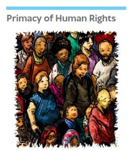 Primacy of Human Rights