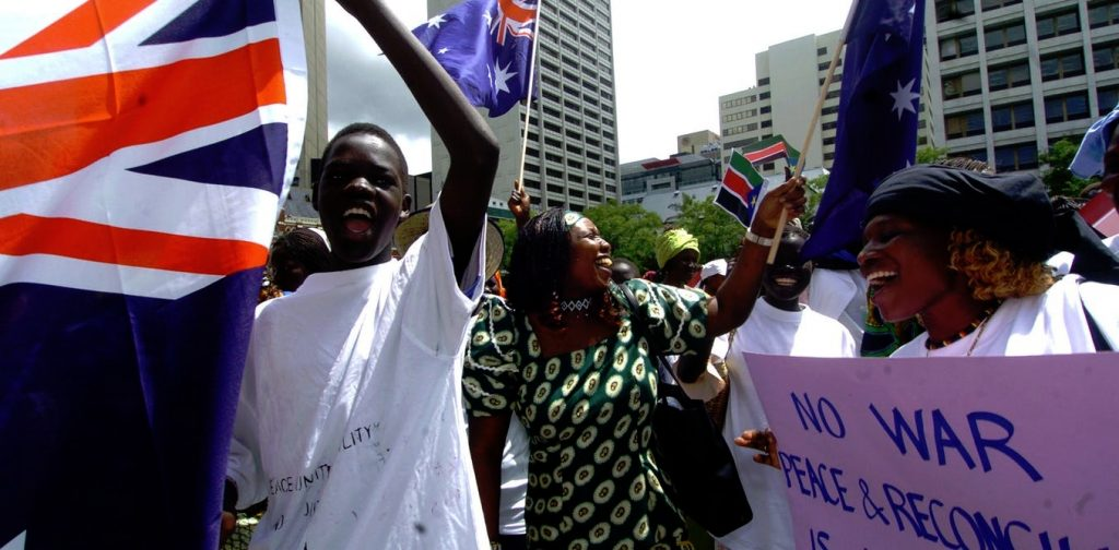 Resilience of African youth in Australia