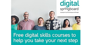 The Digital Springboard Crew