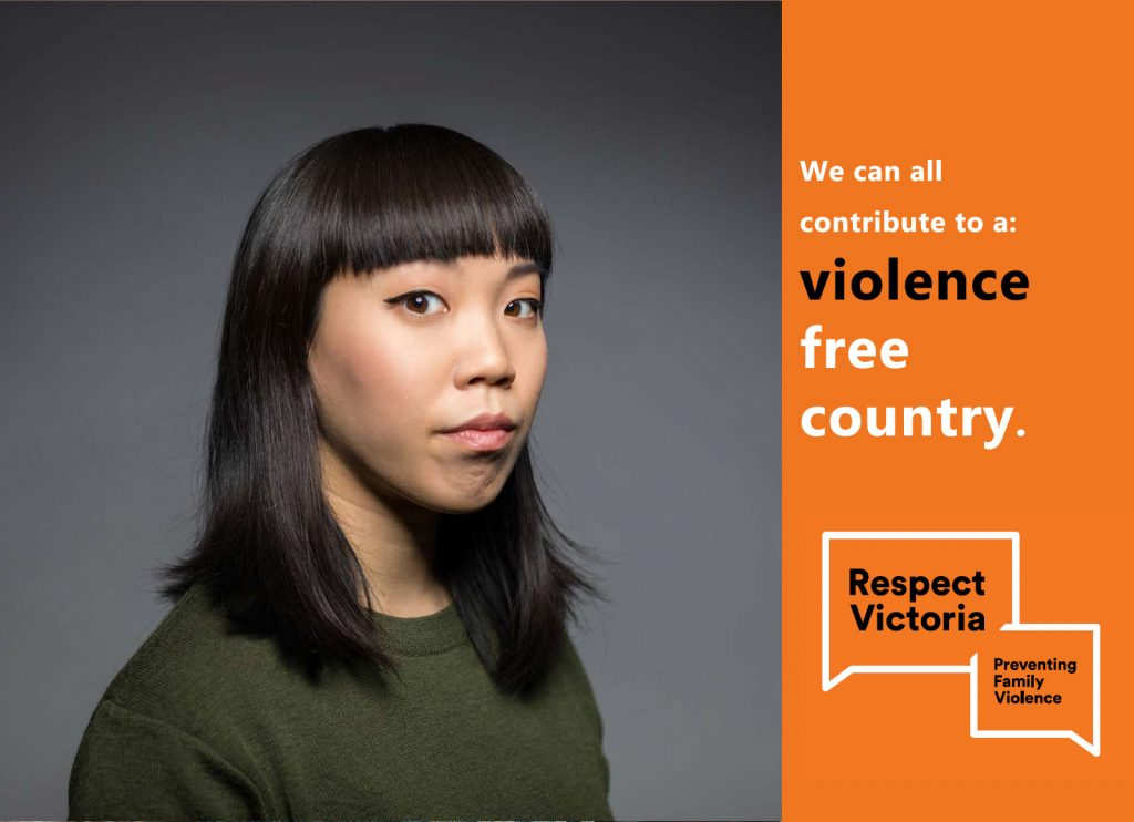 Respect Victoria - campaign against gender based violence