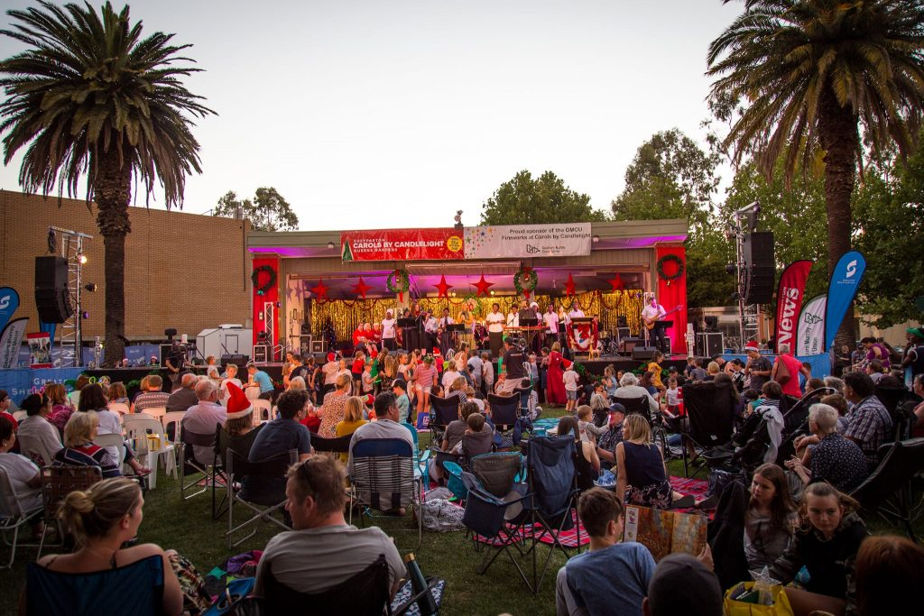 2019 Carols by Candlelight - Shepparton