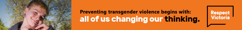 respect victoria against transgender violence footer