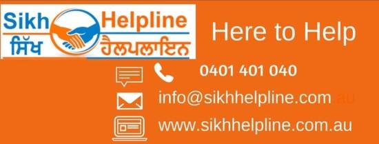 Sikh Helpline Australia