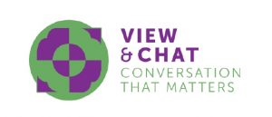 View and Chat Logo