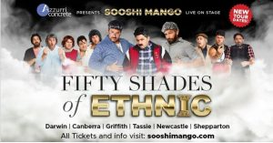 Sooshi Mango - 50 Shades of Ethnic