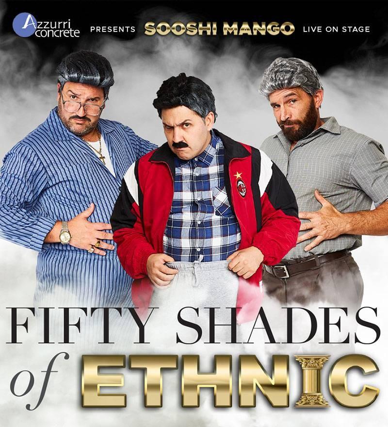 Sooshi Mango - 50 Shades of Ethnic