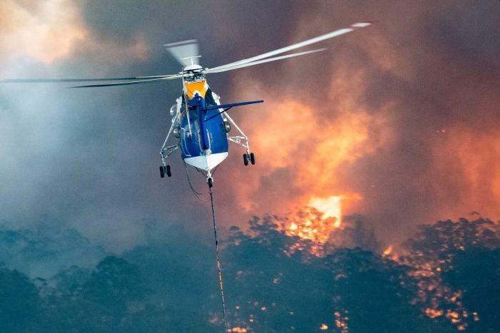 Multifaith gathering to acknowledge Victoria's bushfire crisis