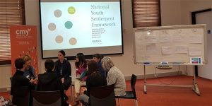 National Youth Settlement Framework